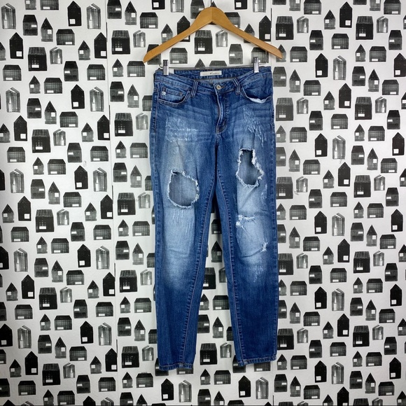 KanCan Denim - KanCan | Estilo Styled Distressed Jeans